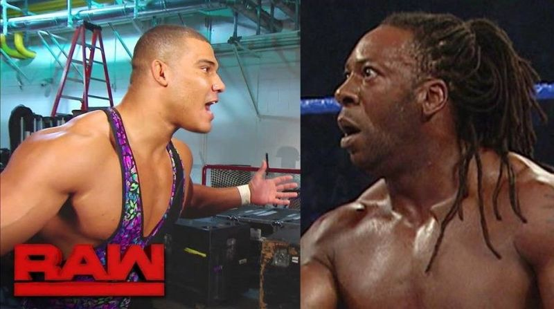 Wwe Booker T Quotes: WWE News: Booker T Gets Brutally Honest About Jason Jordan