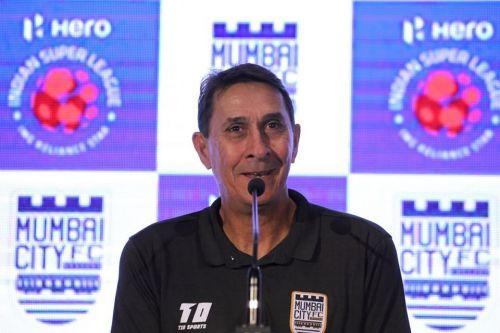 Alexandre Guimaraes (Pic Courtesy: Mumbai City FC)