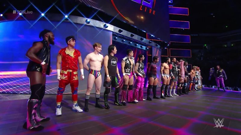 Big changes are in store for the Cruiserweight division