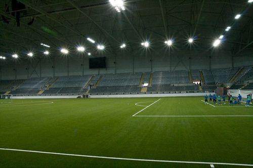 Iceland Football Hall