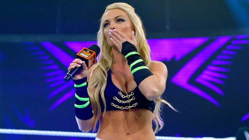 Mandy was first introduced to the WWE Universe through Tough Enough in 2015