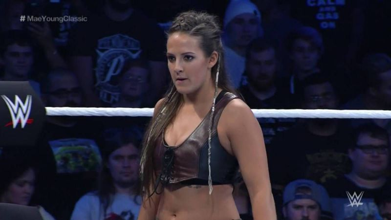Sarah has made a number of appearances as an NXT Superstar
