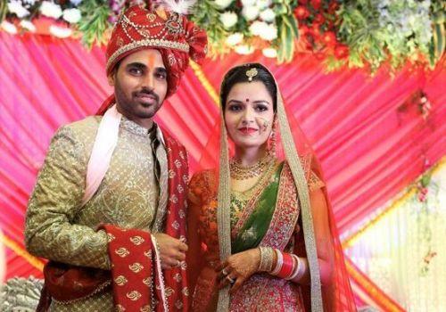 Bhuvneshwar Kumar Wedding India Cricket