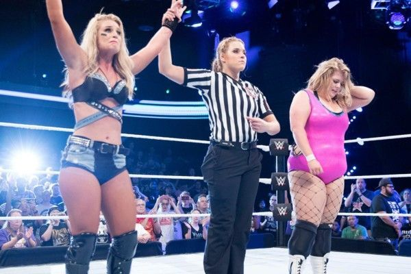 It looks like Piper Niven and Toni Storm won't be in WWE any time soon?