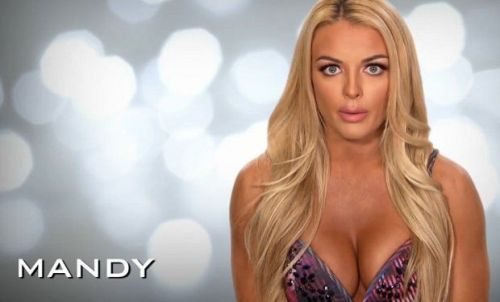 Mandy was made a main character on Total Divas in season five