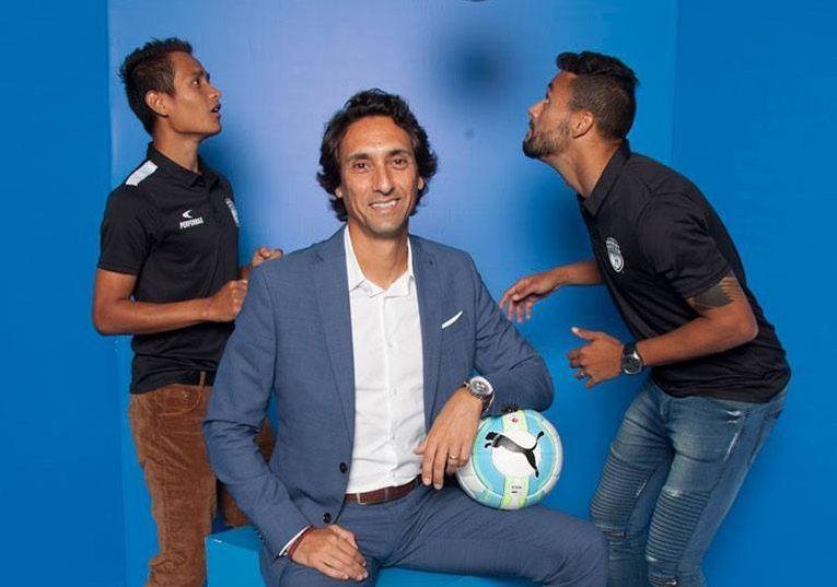 NorthEast United head coach, Joao Carlos Pires de Deus (Pic Courtesy: Indian Super League)