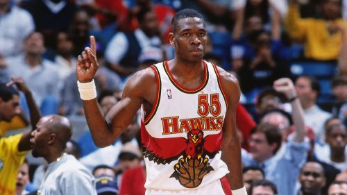 Is Dikembe Mutombo No.1 on this list?