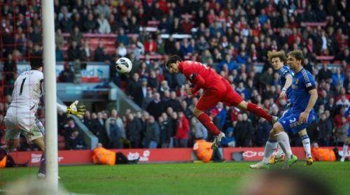 Suarez's additional time header