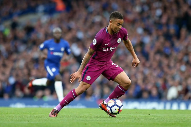 Gabriel Jesus is considered one of the biggest young talents in Europe