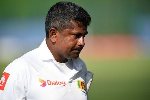 The 39-year-old Herath has picked just one wicket in the series.