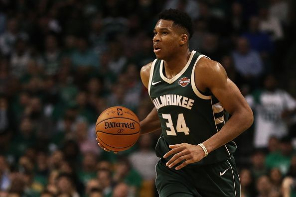 release date: fb6d0 49443 Giannis Antetokounmpo re-signs with Nike, will get a signature sneaker