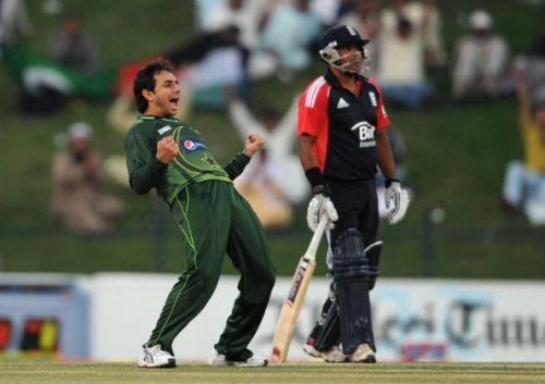 Pakistan v England - 1st One Day International