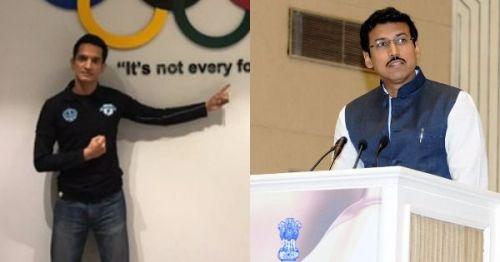 Minerva Punjab owner Ranjit Bajaj has pleaded with Sports Minister Rajyavardhan Singh Rathore to intervene with the AIFF