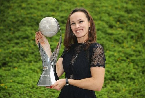 BNP Paribas WTA Finals Singapore presented by SC Global - Day 3