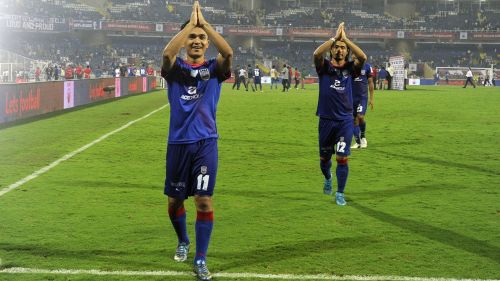 Sunil Chhetri has been a prolific goalscorer, and has already scored a hat-trick in the ISL