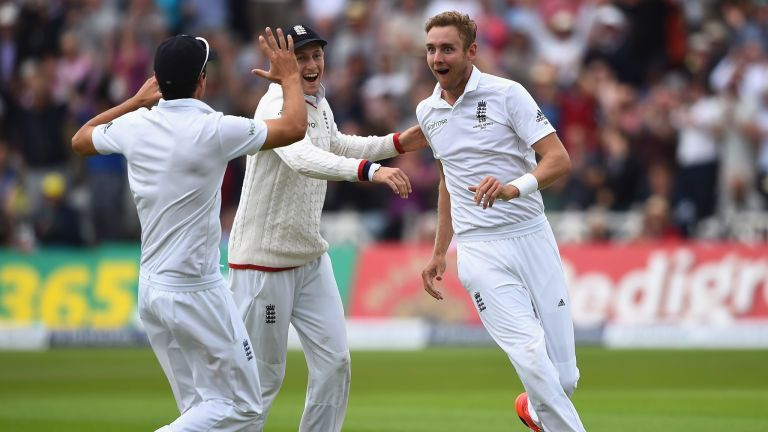 Image result for Broad 8/15 in Trent Bridge