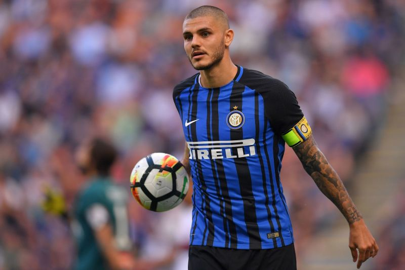 Mauro Icardi is always decisive for Internazionale