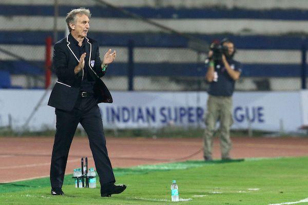 Albert Roca Bengaluru FC Delhi Dynamos