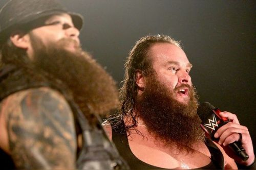 Image result for braun strowman and bray wyatt