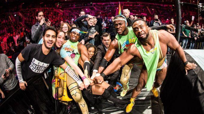 WWE Survivor Series is coming to Los Angeles in 2018