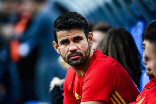 The poster boy, Costa's decision to switch countries has not worked out as expected