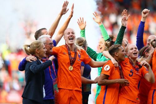 Netherlands v Denmark - UEFA Women's Euro 2017: Final