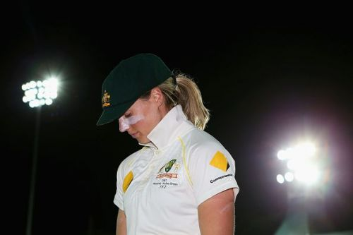 Australia v England - Women's Test Match: Day 4