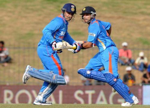 Virat Kohli Virender Sehwag India Cricket