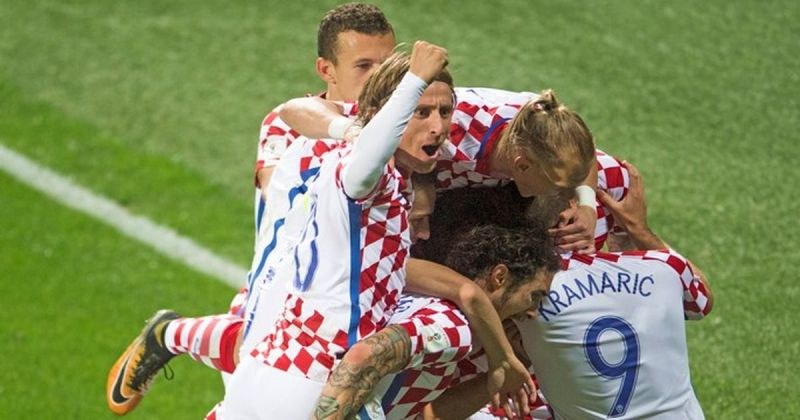 Croatia v Greece - FIFA 2018 World Cup Qualifier Play-Off: First Leg