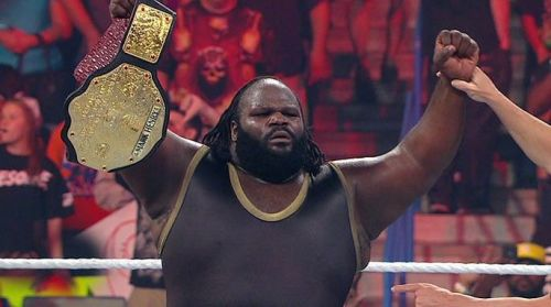 Mark Henry held the World Heavyweight title