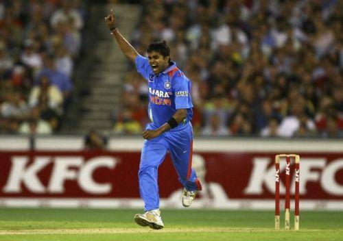 Vinay Kumar India Karnataka Cricket