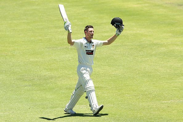 WA v SA - Sheffield Shield: Day 2