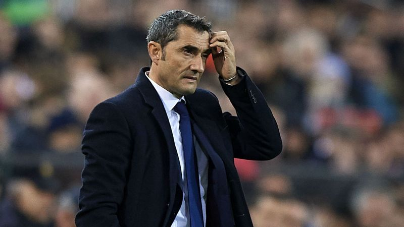 Ernesto Valverde is making better use of La Masia products better than the previous 2 coaches