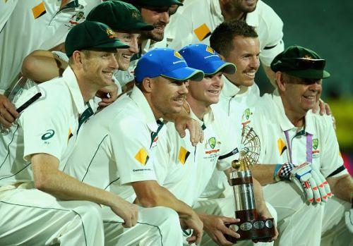 Australia v New Zealand - 3rd Test: Day 3