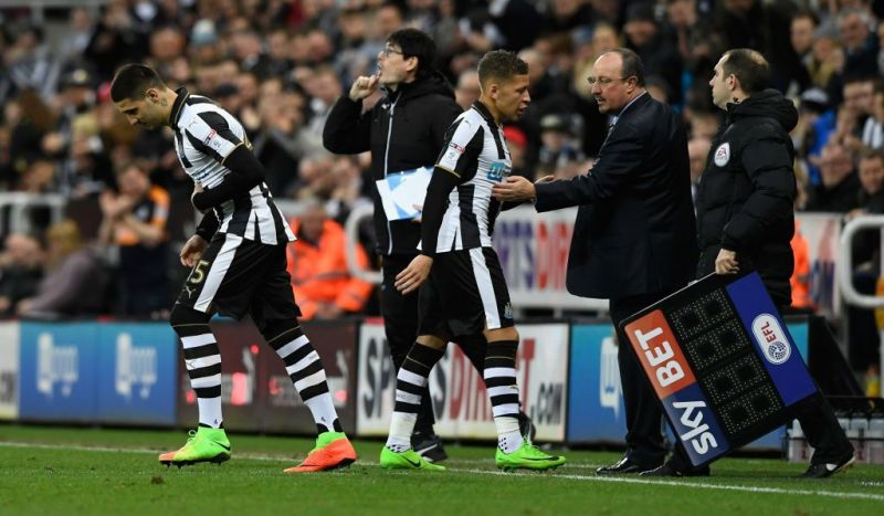 Rafa Benitez must rediscover trust in Dwight Gayle as Newcastle s host  Bournemouth 25cb8e965