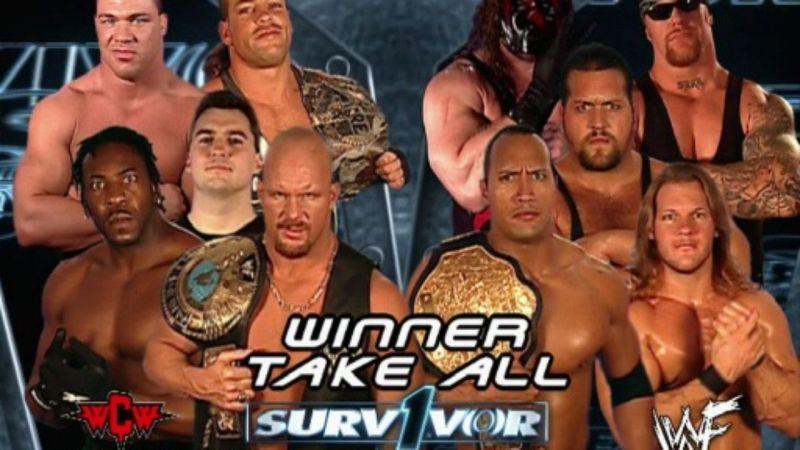 Survivor Series 2001