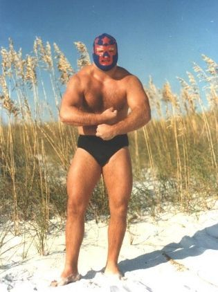 Arn Anderson as Super Olympia