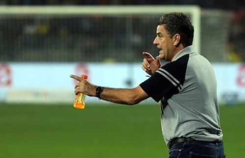 John Gregory has not been afraid to make the changes when required. (Photo: ISL)