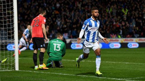 Huddersfield Town v Brighton & Hove Albion - Sky Bet Championship