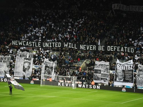 The Toon Army has been unflinching in its support for Rafa Benitez, but the patience  may wear thin soon