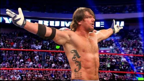 Who wants some of The Phenomenal One at the Royal Rumble