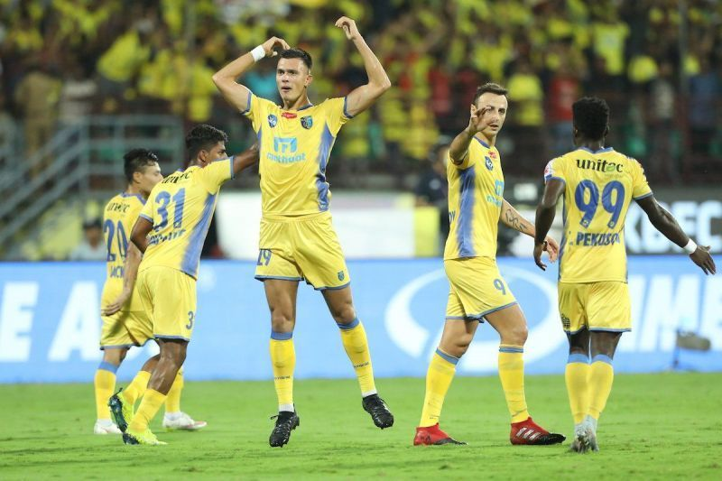 Kerala Blasters are yet to register a win this season. (Photo: ISL)