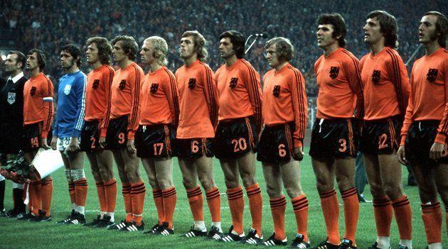 Netherlands, 1974