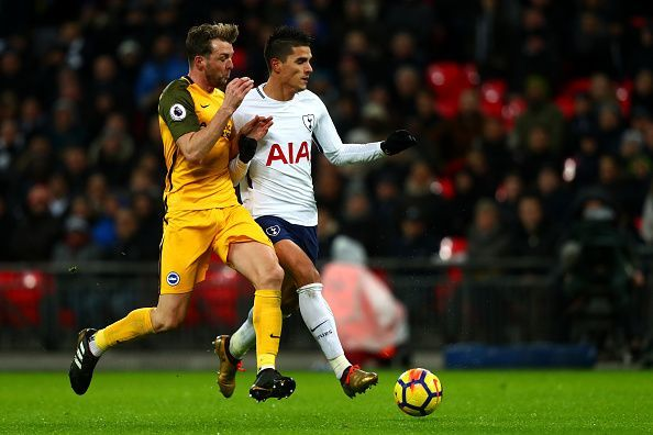 Tottenham Hotspur v Brighton and Hove Albion - Premier League