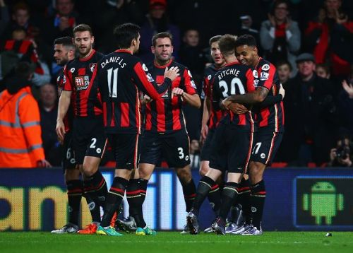 A.F.C. Bournemouth v Manchester United - Premier League