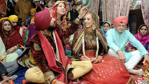 Yuvi and Hazel getting married