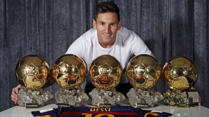 5 matches that prove Lionel Messi should win the Ballon d Or 2017 f719181b3a88b