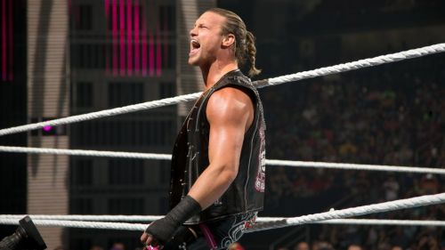 Dolph Ziggler is a five time Intercontinental Champion
