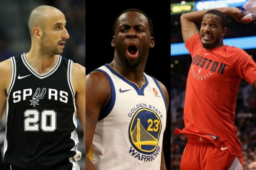 Who's No. 1 on this list?