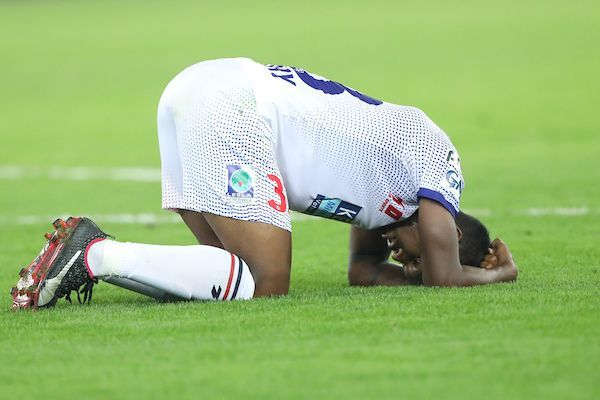 Delhi Dynamos slumped to yet another defeat. (Photo: ISL)